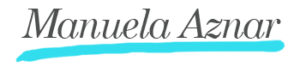 Firma Manuela Aznar